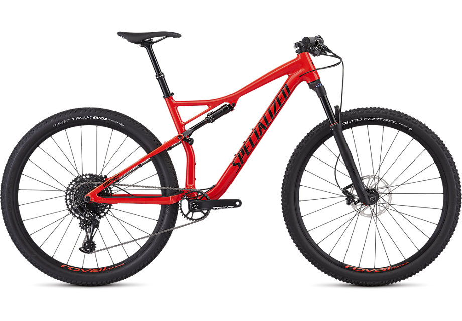 "horské kolo Specialized Epic Comp Evo 29"" 2019 red/black"