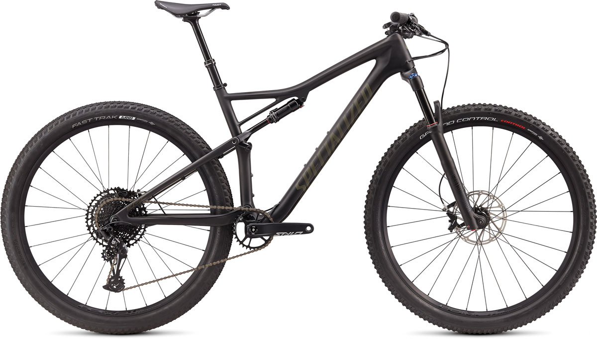 "horské kolo Specialized Epic Expert Carbon Evo 29"" 2020 satin carbon/oak"