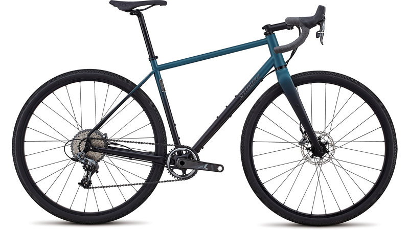silniční kolo Specialized Sequoia Expert 2018 black/teal