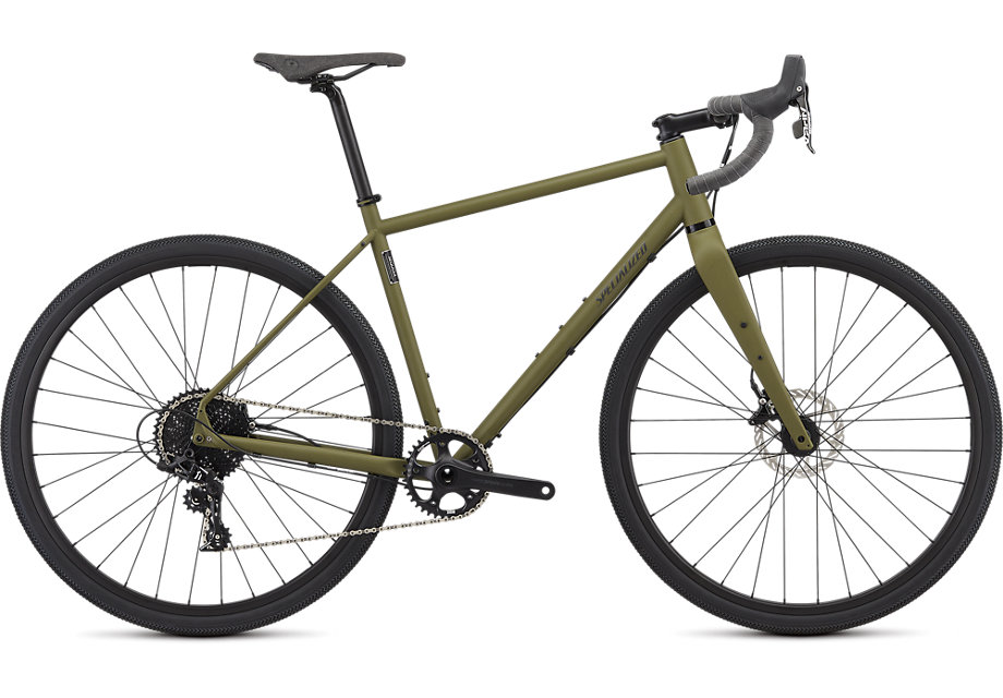 silniční kolo Specialized Sequoia Elite 2019 kombu/charcoal