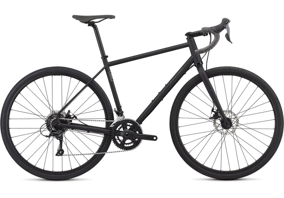 silniční kolo Specialized Sequoia 2019 black/charcoal
