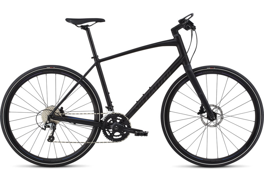 fitness kolo Specialized Sirrus Elite 2020 black/chameleon/black