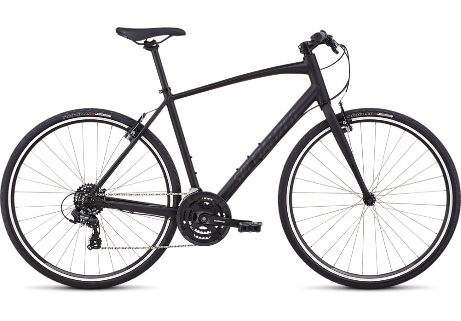 fitness kolo Specialized Sirrus 2019 black