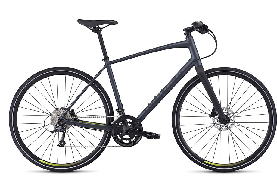 fitness kolo Specialized Sirrus Sport 2020 satin gloss battleship/hyper