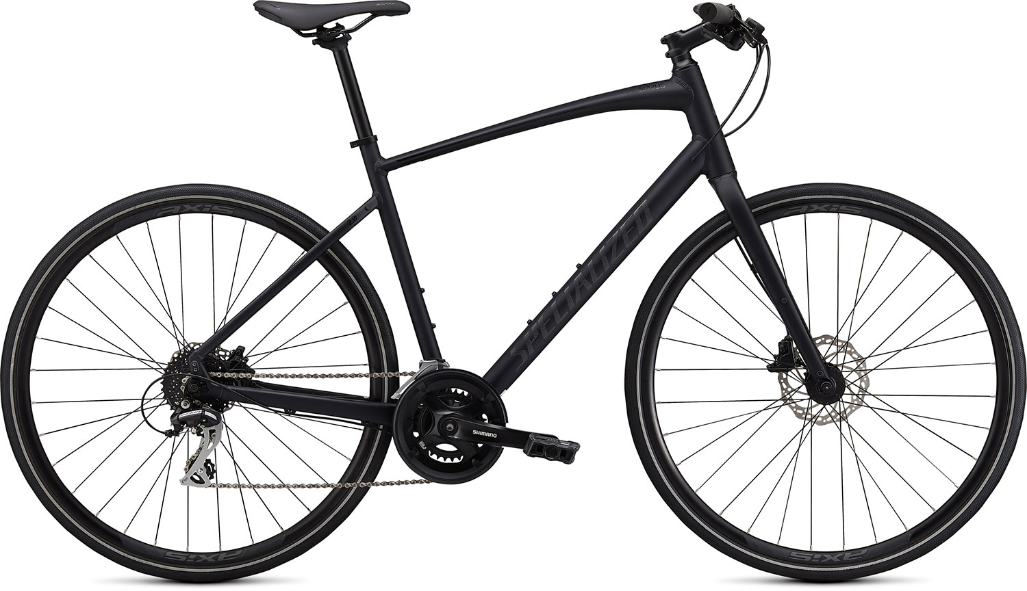 fitness kolo Specialized Sirrus 2.0 2020 satin black
