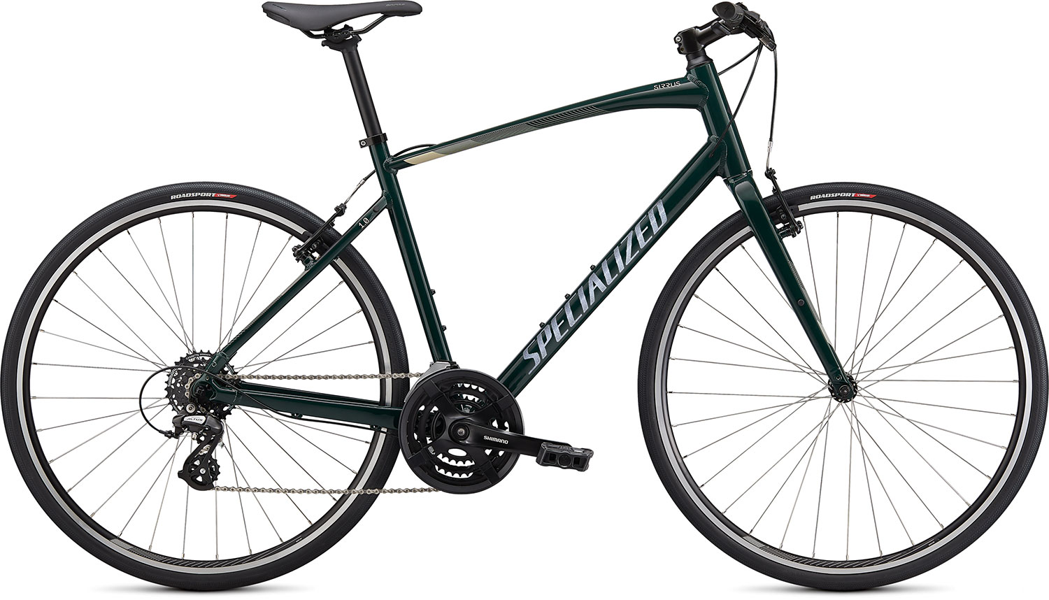 fitness kolo Specialized 1.0 2020 gloss green/white