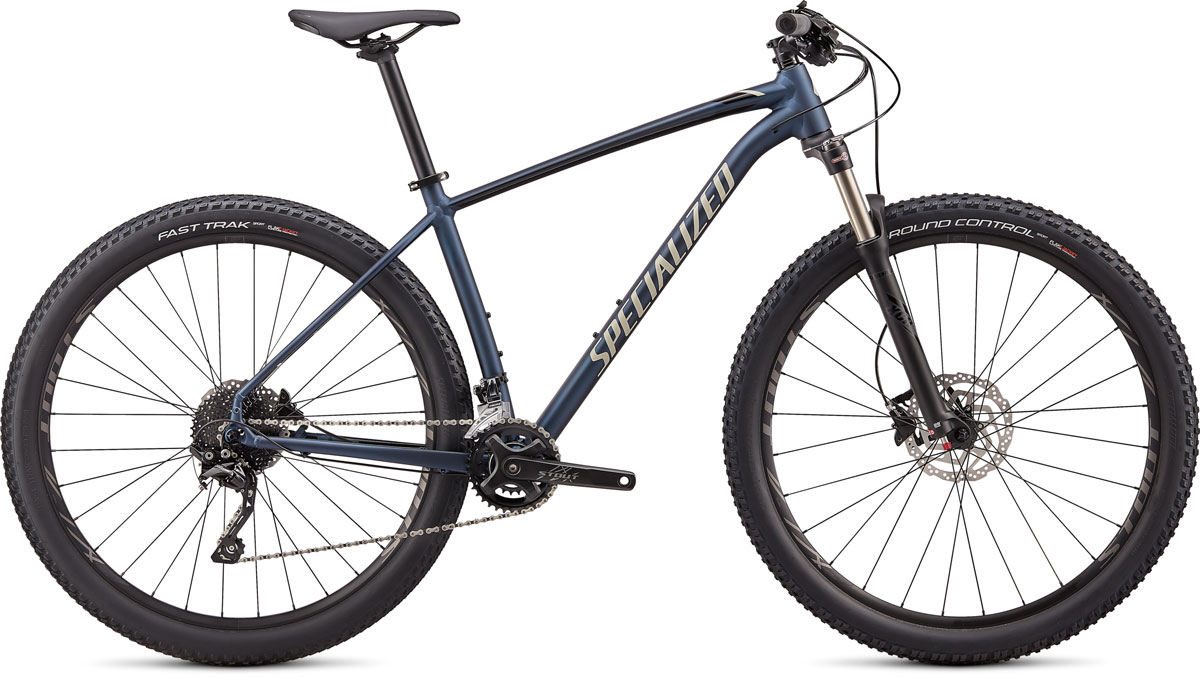 "horské kolo Specialized Rockhopper Expert 29"" 2x 2020 satin navy/white/black"