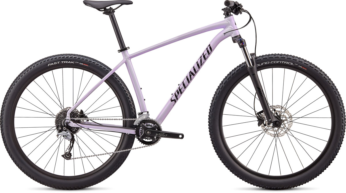 "horské kolo Specialized Rockhopper Comp 29"" 2x 2020 gloss lilac/black"