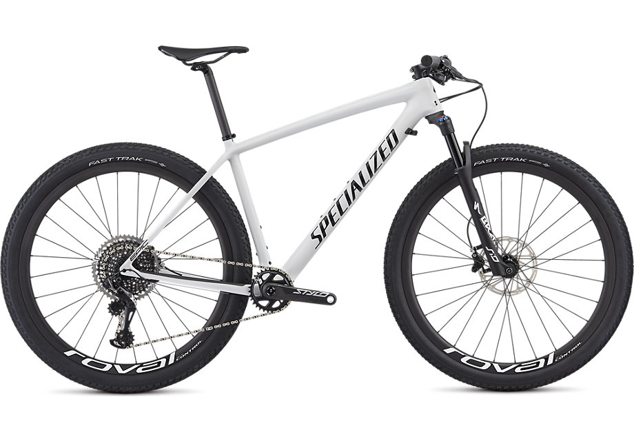 "horské kolo Specialized Epic HT Pro Carbon 29"" 2019 gloss white/black"