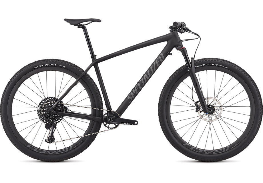 "horské kolo Specialized Epic HT Expert Carbon 29"" 2019 satin carbon/charcoal"