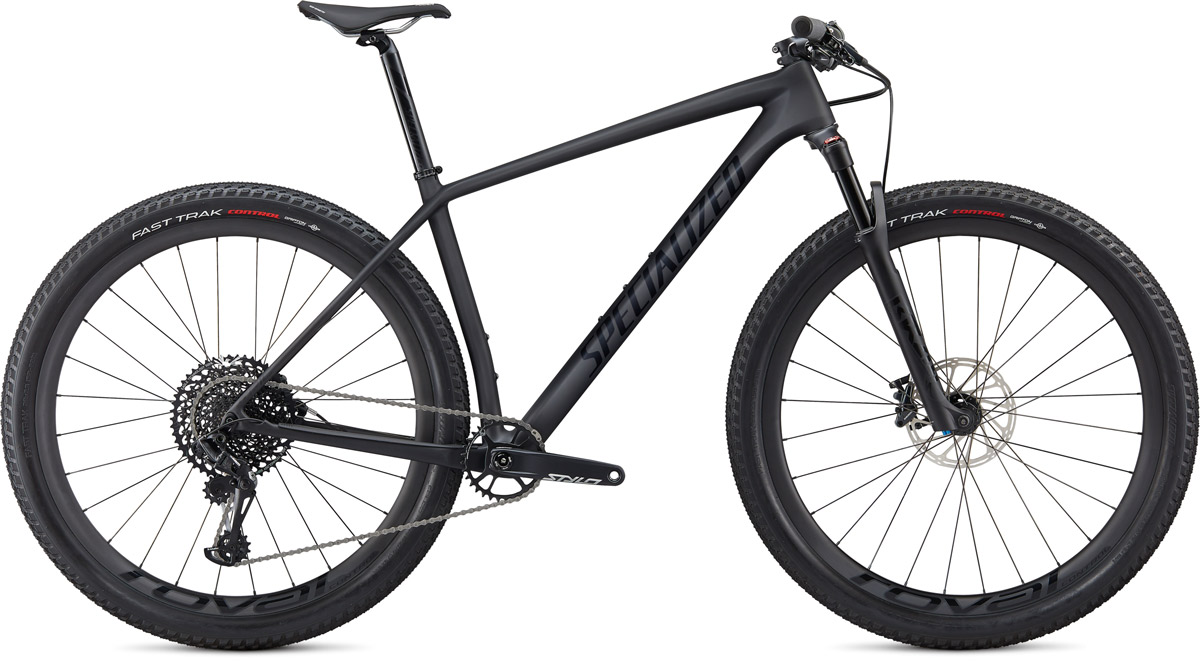 "horské kolo Specialized Epic HT Expert Carbon 29"" 2020 satin carbon/black"
