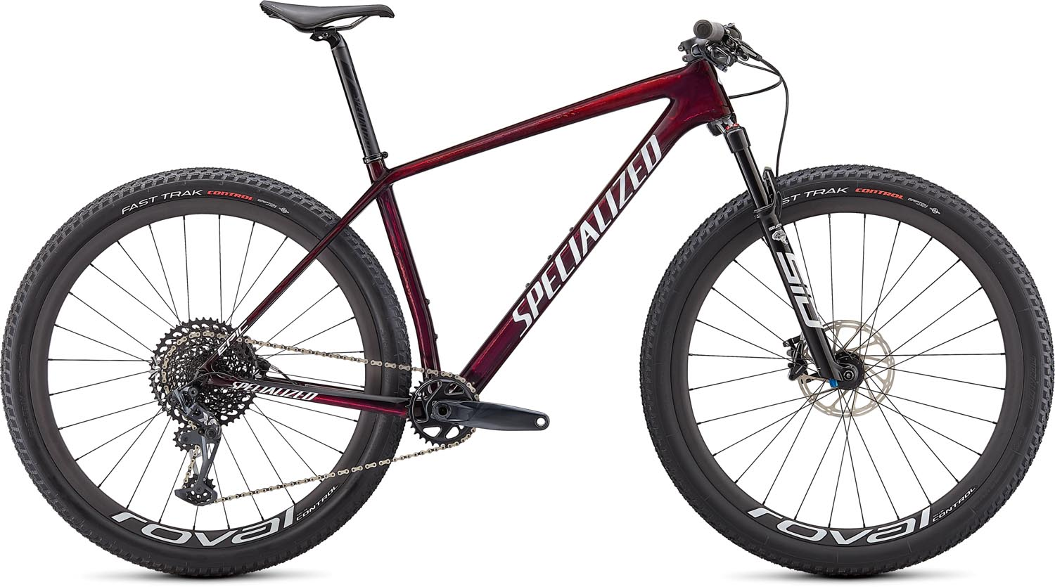 "horské kolo Specialized Epic HT Expert 29"" 2021 gloss red/white"