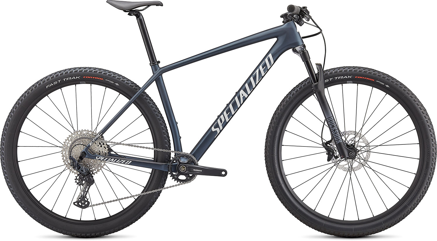 "horské kolo Specialized Epic HT 29"" 2021 satin blue/ice yellow"
