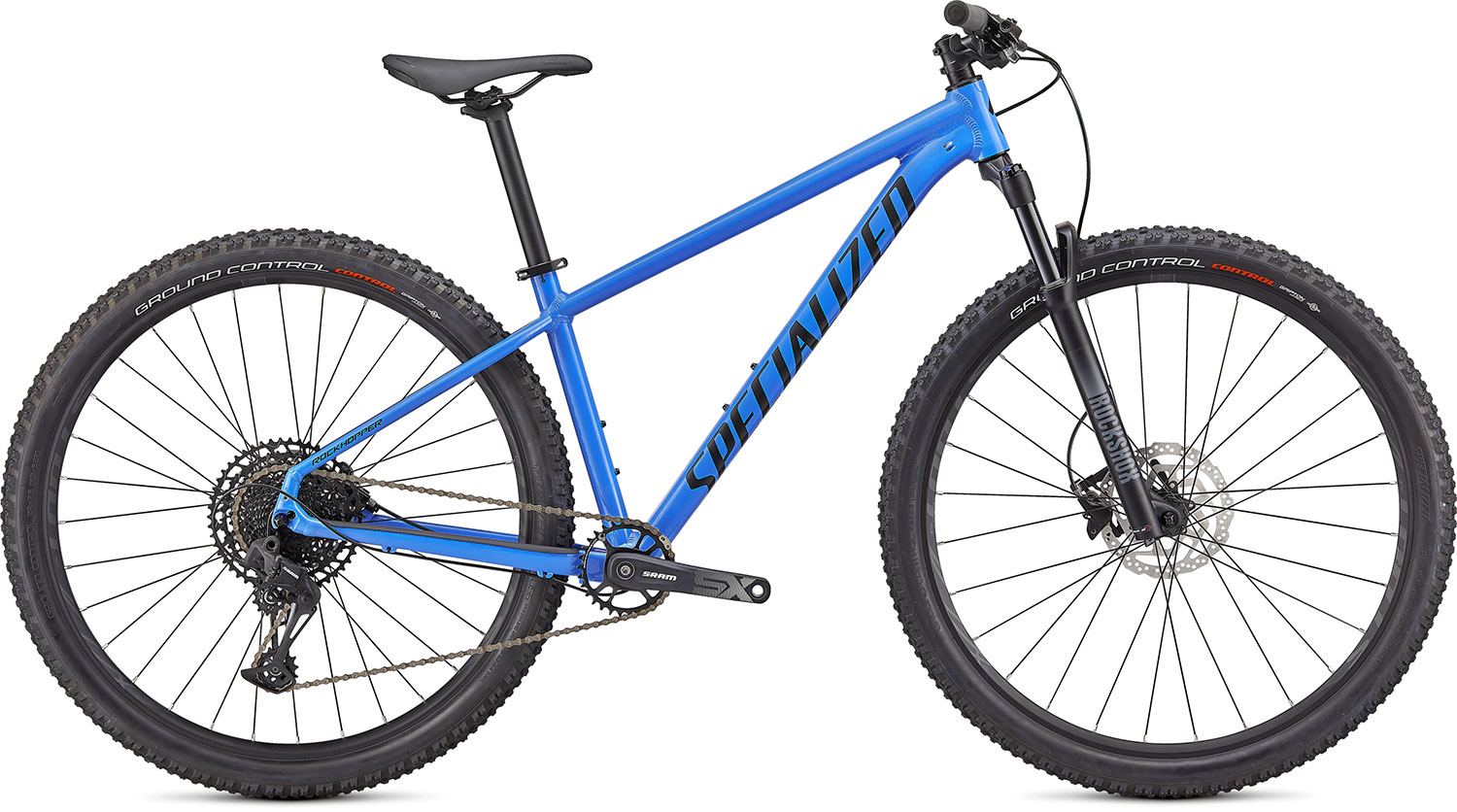 "horské kolo Specialized Rockhopper Expert 29"" 2021 gloss sky blue/black"