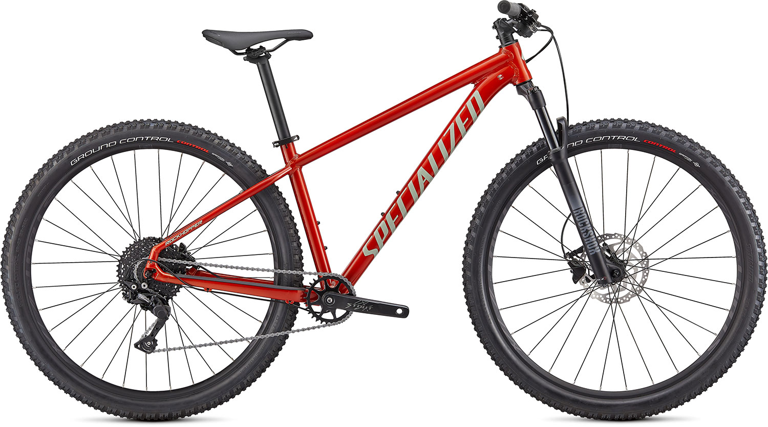 "horské kolo Specialized Rockhopper Elite 29"" 2021 gloss redwood/spruce"