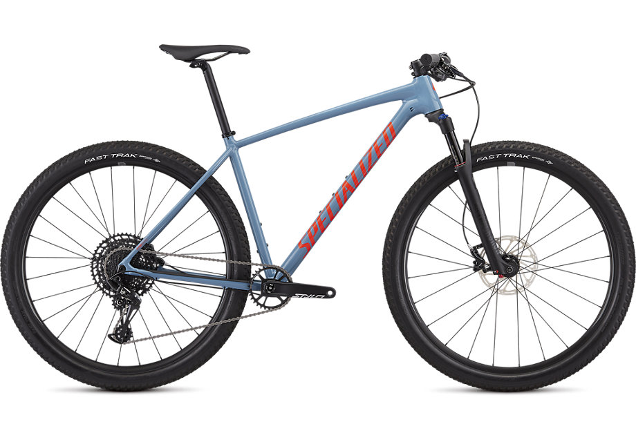 "horské kolo Specialized Chisel Expert 29"" 2019 gloss gray/red"