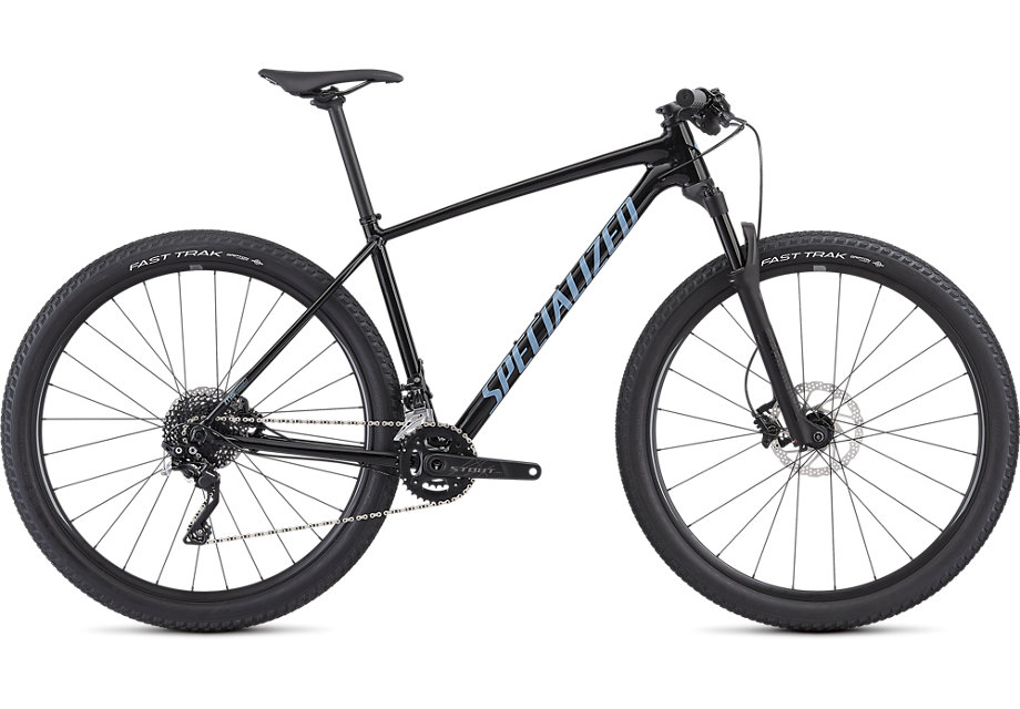 "horské kolo Specialized Chisel Comp 29"" 2019 gloss black/gray"