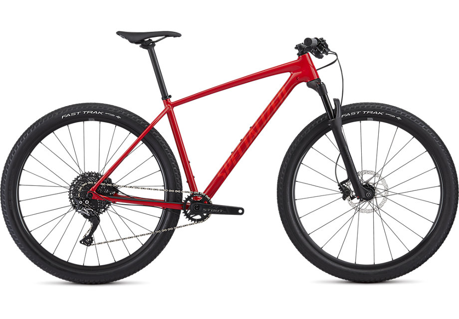 "horské kolo Specialized Chisel Comp X1 29"" 2019 gloss red"