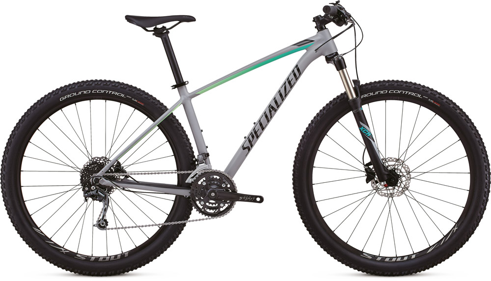 "dámské horské kolo Specialized Rockhopper Women's Expert 29"" 2018 satin gloss gray/cali/black"