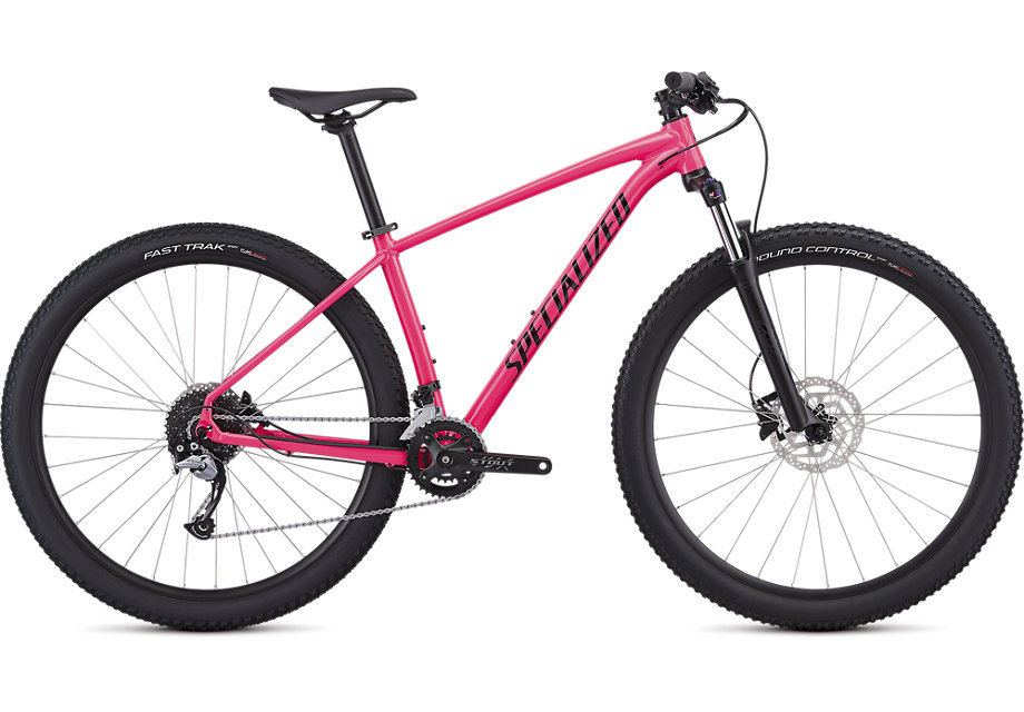 "dámské horské kolo Specialized Rockhopper Women's Comp 29"" 2019 gloss pink/black"