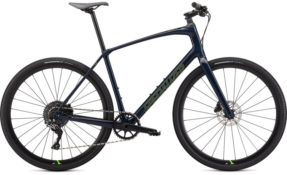 fitness kolo Specialized Sirrus X 5.0 2020 blue/hyper