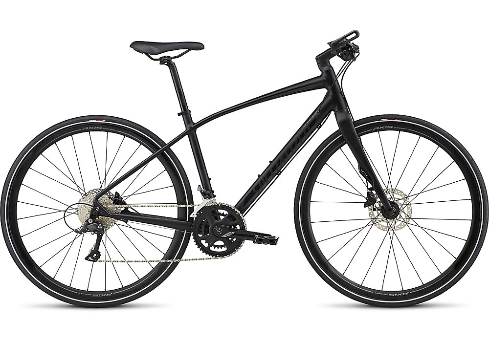 dámské fitness kolo Specialized Vita Elite 2017 black/black