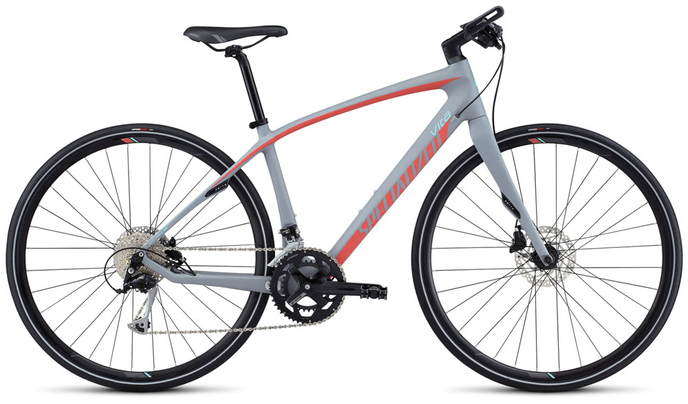 e06dd1dfcc0 Specialized Vita Sport Carbon 2017 gray/coral/turquoise