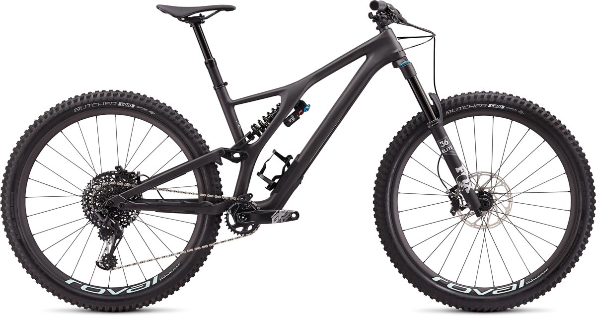 "horské kolo Specialized Stumpjumper Pro Carbon Evo 29"" 2020 gloss/carbon"