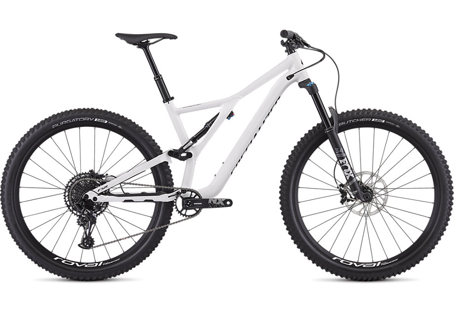 "horské kolo Specialized Stumpjumper FSR LT Comp 29"" 2019 white/black"