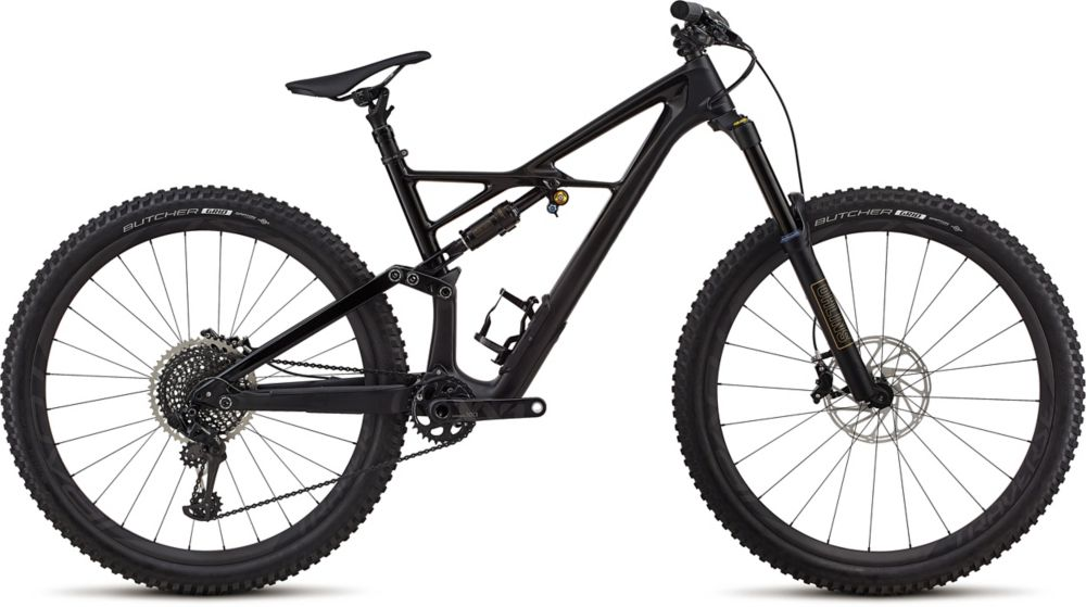 "horské kolo Specialized S-Works Enduro 29"" 2018 gloss satin black/black"