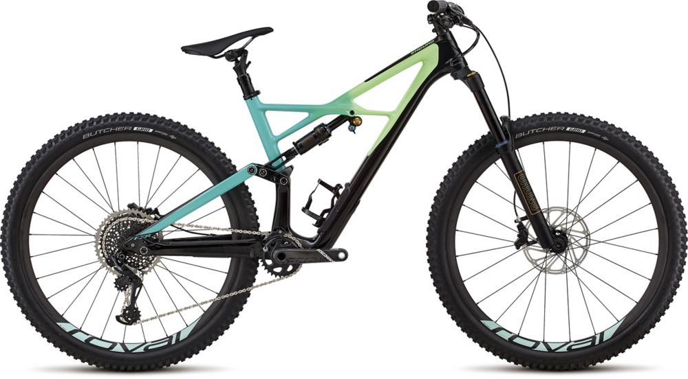 "horské kolo Specialized Enduro Pro Carbon 29"" 2018 gloss black/cali/charcoal"