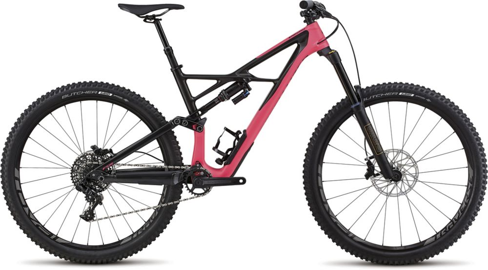 "horské kolo Specialized Enduro Elite Carbon29"" 2018 satin gloss pink/carbon"