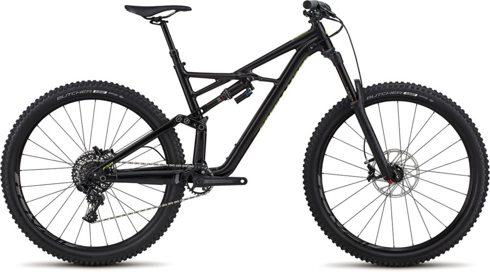 "horské kolo Specialized Enduro Comp 29"" 2018 gloss black/hyper"