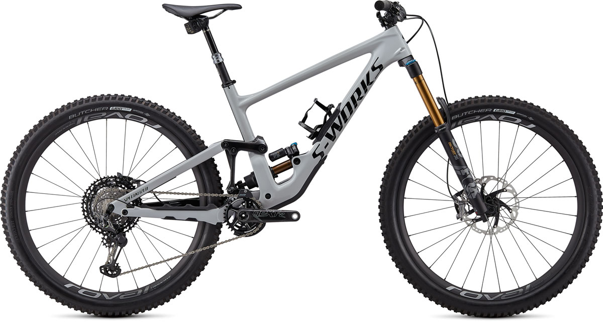 "horské kolo Specialized S-Works Enduro Carbon 29"" 2020 gloss gray/black"
