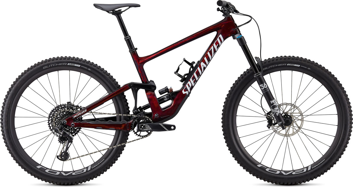 "horské kolo Specialized Enduro Expert Carbon 29"" 2020 gloss red/gray"