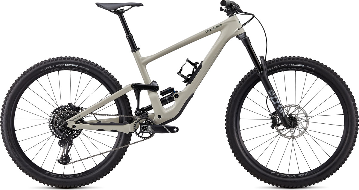 "horské kolo Specialized Enduro Elite Carbon 29"" 2020 gloss white mountains/carbon"