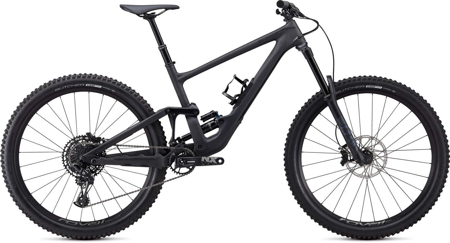 "horské kolo Specialized Enduro Comp Carbon 29"" 2020 satin black/black"