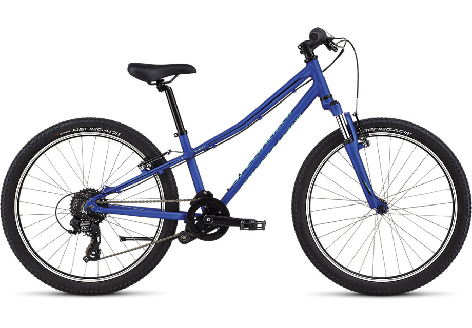 dětské kolo Specialized Hotrock 24 8 speed 2019 blue/black