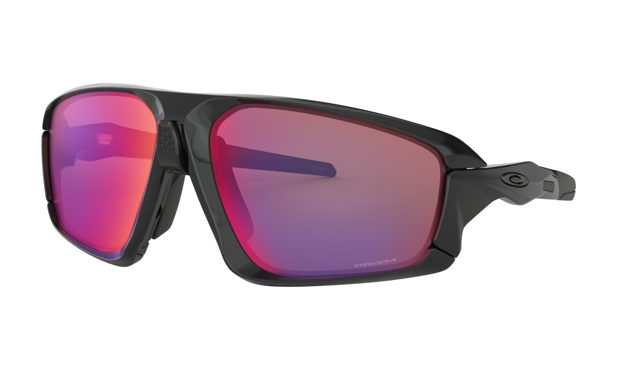 brýle Oakley Field Jacket polished black/Prizm Road
