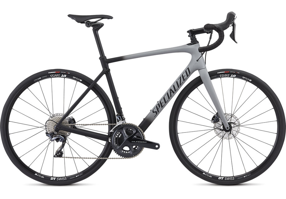 silniční kolo Specialized Roubaix Comp 2019 satin gray/black