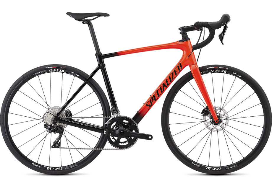 silniční kolo Specialized Roubaix Sport 2019 gloss red/black