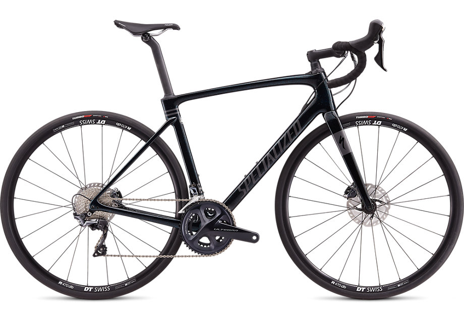 silniční kolo Specialized Roubaix Comp 2020 gloss flake/black
