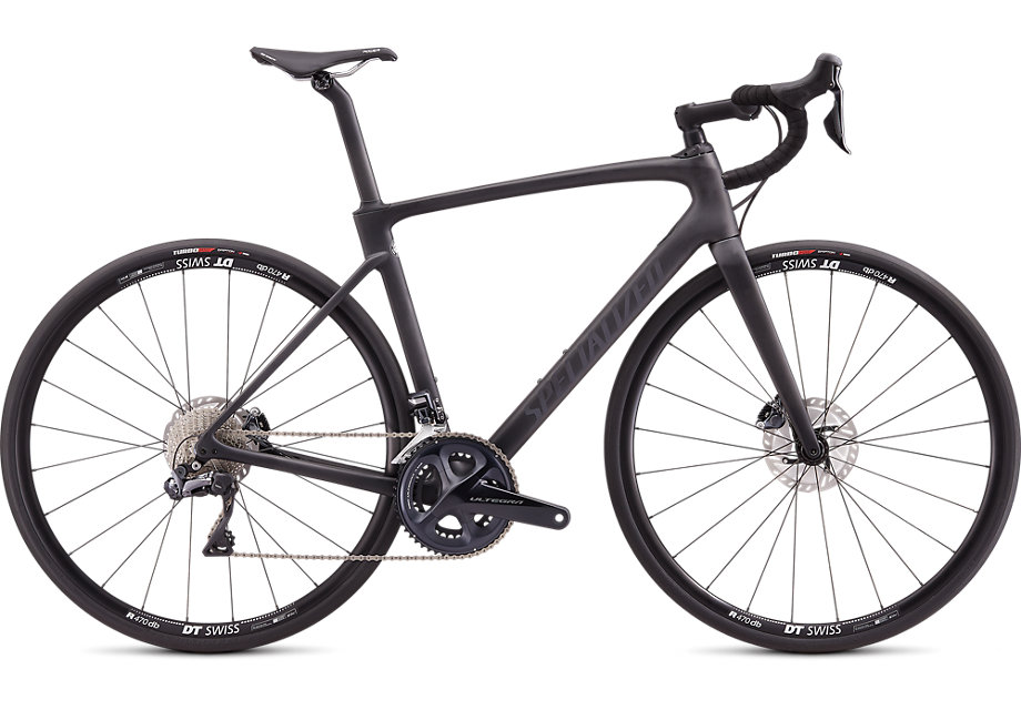 silniční kolo Specialized Roubaix Comp UDi2 2020 satin carbon/black