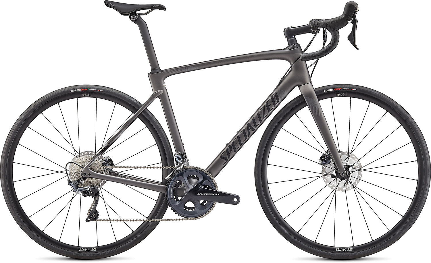 silniční kolo Specialized Roubaix Comp 2021 satin smoke/carbon