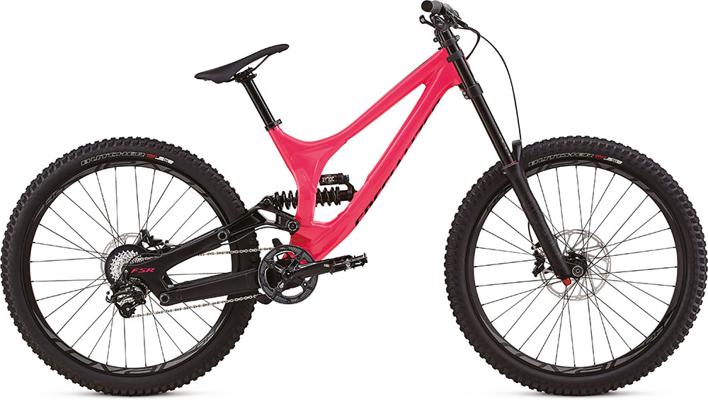 horské kolo Specialized Demo 8 I 2018 gloss pink/black