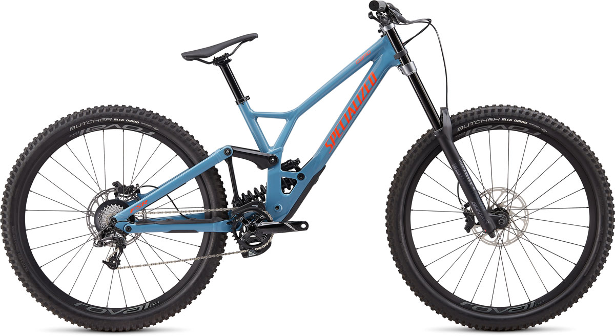 "horské kolo Specialized Demo Expert 29"" 2020 gloss gray/red"