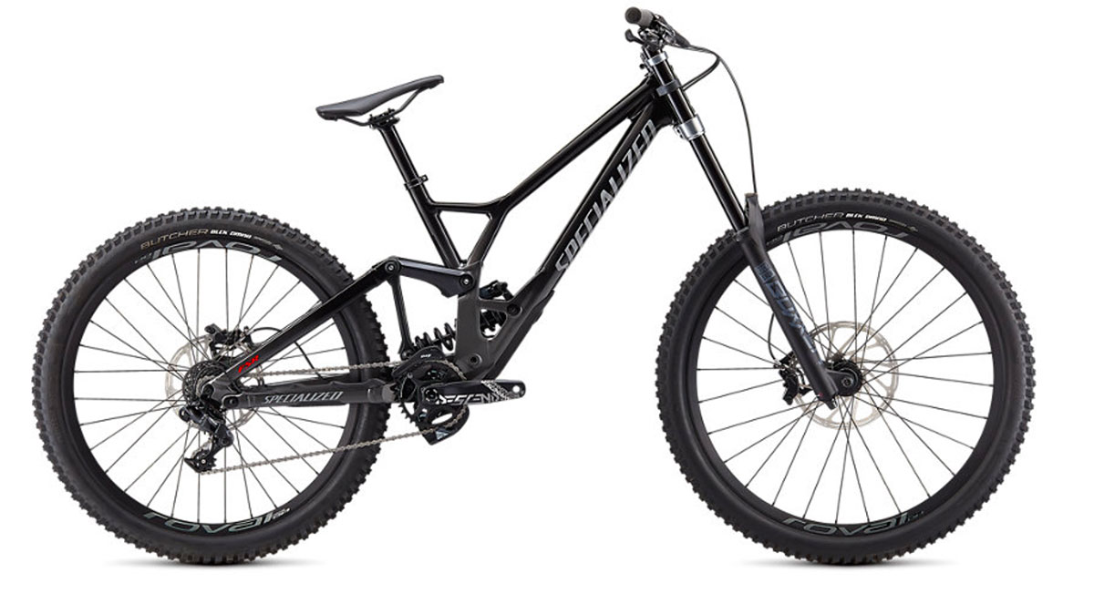 horské kolo Specialized Demo Expert 2021 gloss smoke/black