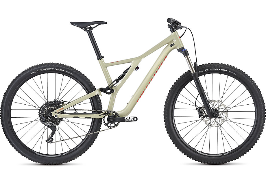 "horské kolo Specialized Stumpjumper FSR ST 29"" 2019 gloss/east/red"