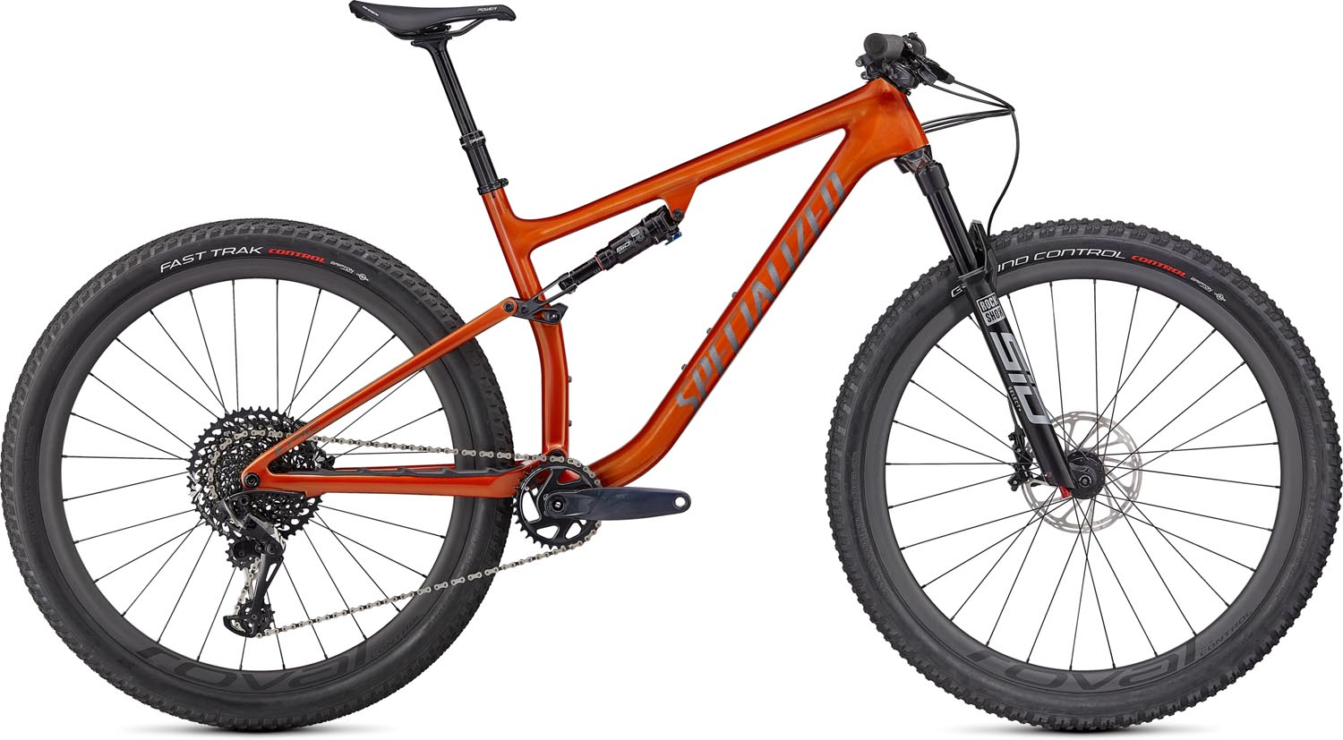 "horské kolo Specialized Epic Evo Expert 29"" 2021 gloss red/smoke"