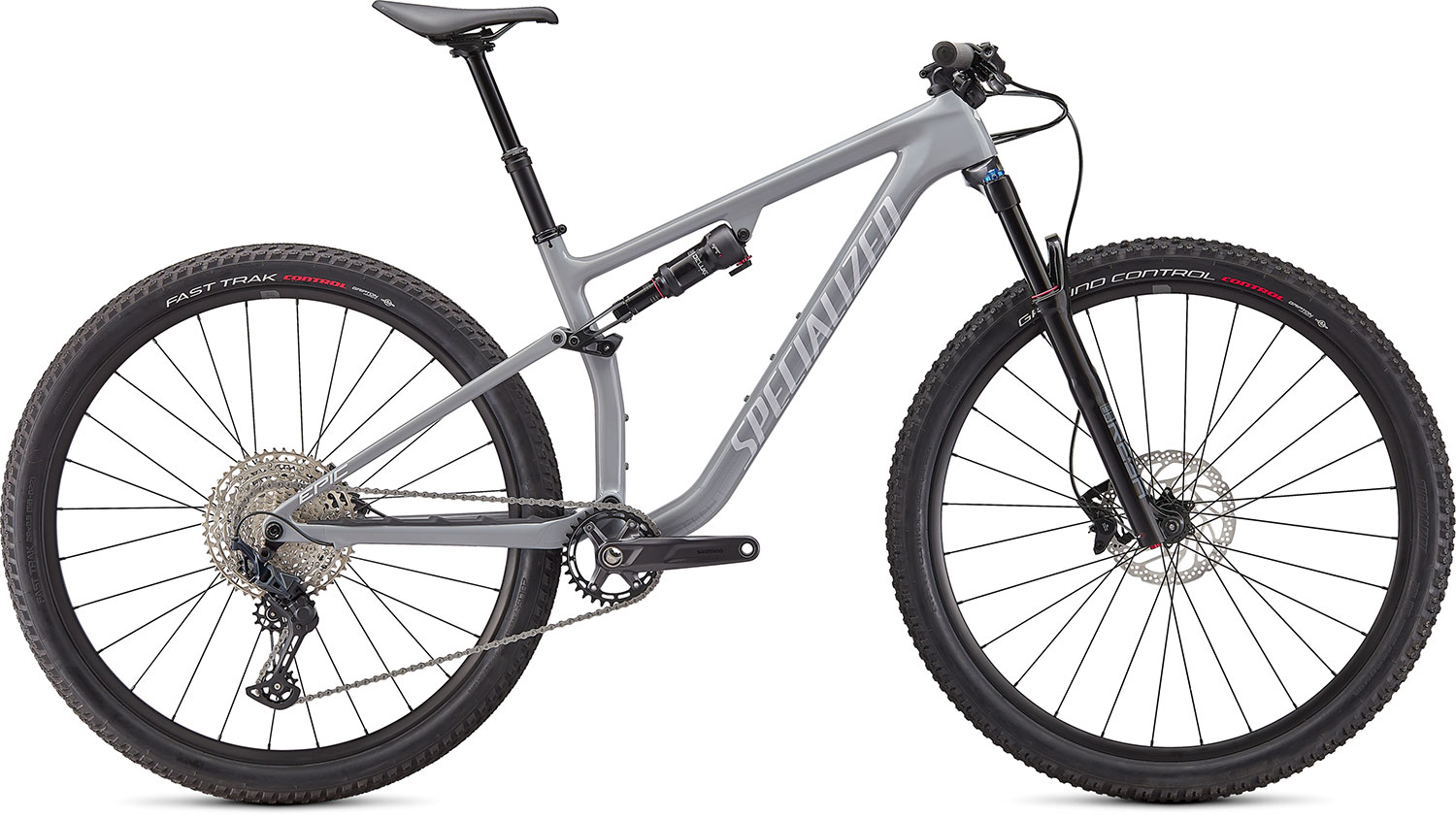 "horské kolo Specialized Epic Evo 29"" 2021 gloss gray/dove"